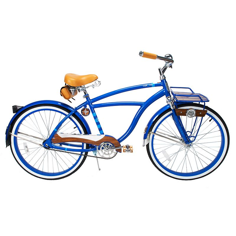 Men's Huffy Cape Cod 26-Inch Wheel Cruiser Bike