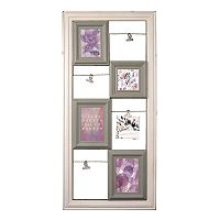 Parisian Home 4-opening Clip Collage Frame