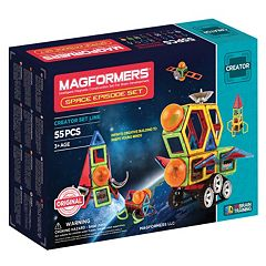 Magformers 55-pc. Space Episode Set by