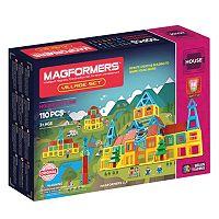 Magformers 110-pc. Village Set