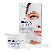 bliss Mask-A-Peel Radiance Revealing Rubberizing Masks