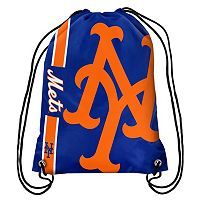 Forever Collectibles New York Mets Drawstring Backpack