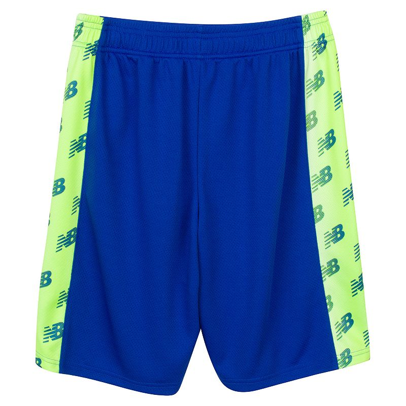 Boys 8-20 New Balance Performance Mesh Shorts