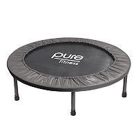 Pure Fitness 38-Inch Mini Trampoline Rebounder