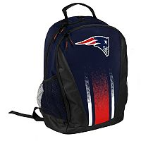 Forever Collectibles New England Patriots Primetime Backpack