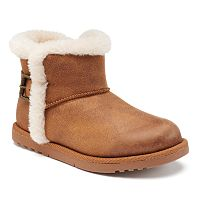 SONOMA Goods for Life™ Girls' Snowflake Harness Boots