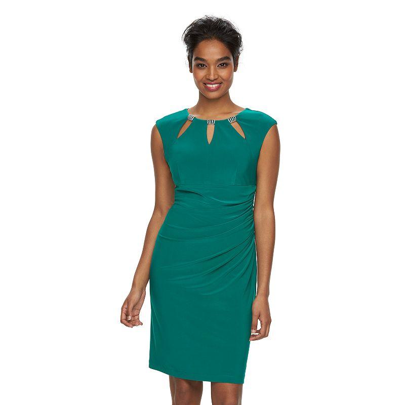 Women's Scarlett Cutout Sheath Dress