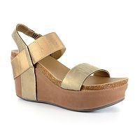 Corkys Wedge Women's Wedge Sandals