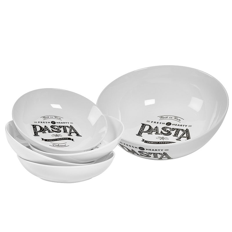 Gallery Best in Town 5-pc. Pasta Serving Set