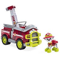 Paw Patrol Jungle Rescue Marshall's Jungle Truck