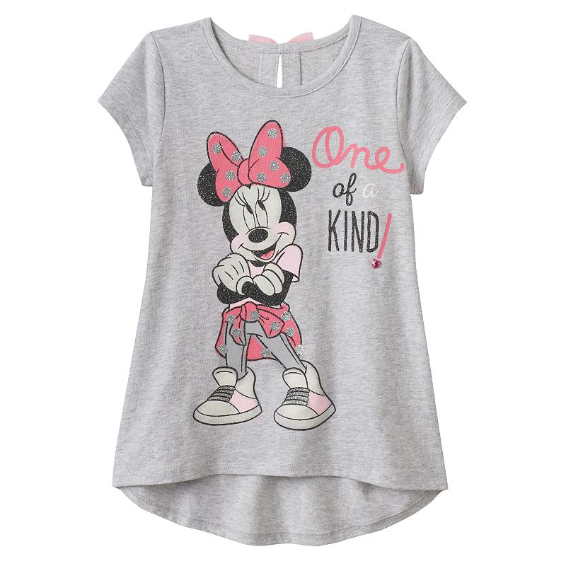 Disney's Minnie Mouse Toddler Girl High-Low Tunic by Jumping Beans®