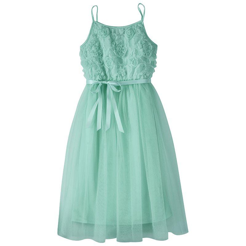 Girls 7-16 lilt Soutache Ballet Dress