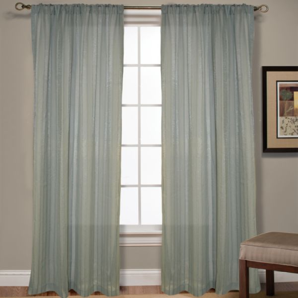 Sophia Semi-Sheer Curtain