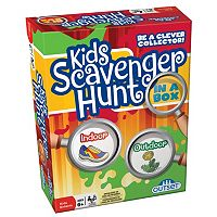Outset Kids Scavenger Hunt In A Box