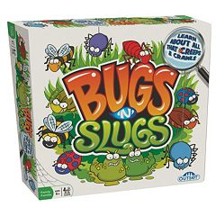 Outset Bugs 'N' Slugs Game by