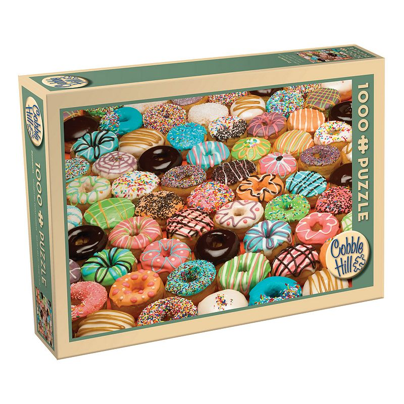 Cobble Hill Doughnuts 1000-pc. Jigsaw Puzzle