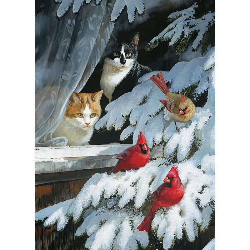 Cobble Hill Birdwatchers 1000-pc. Jigsaw Puzzle
