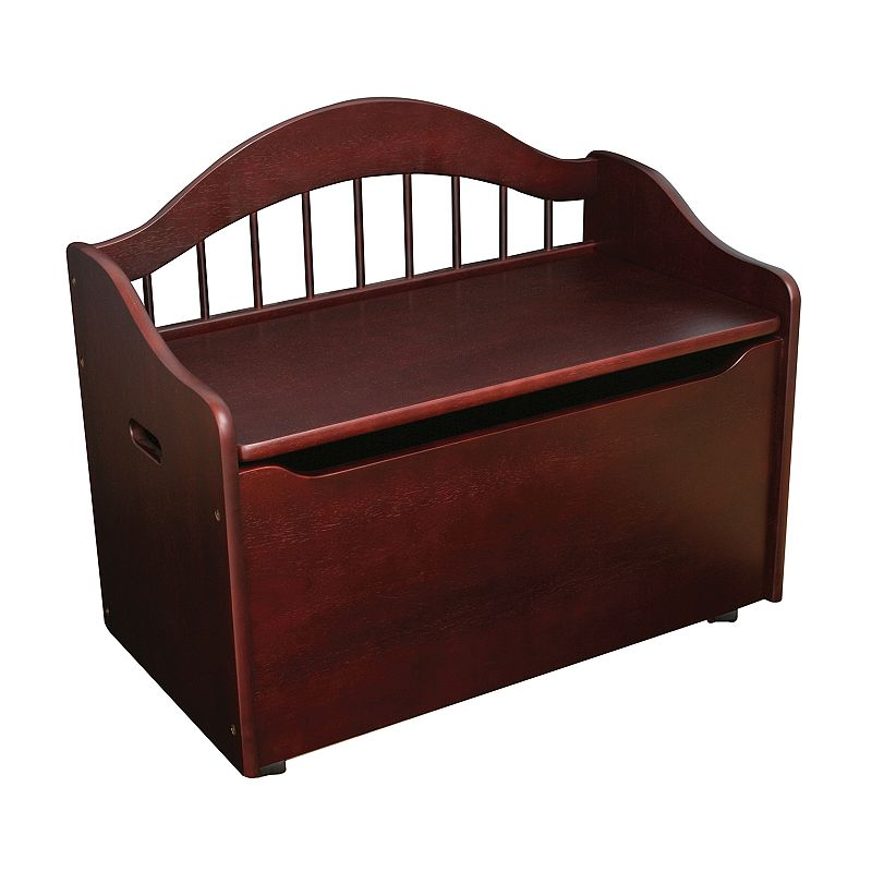 KidKraft Limited Edition Toy Chest - Wood Finish, Brown