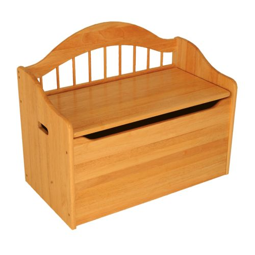 KidKraft Limited Edition Toy Chest - Wood Finish