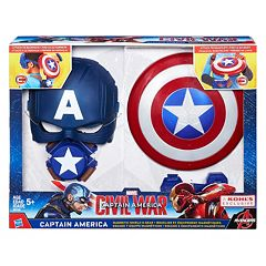 Hasbro Marvel Captain America Shield Role Play Set by