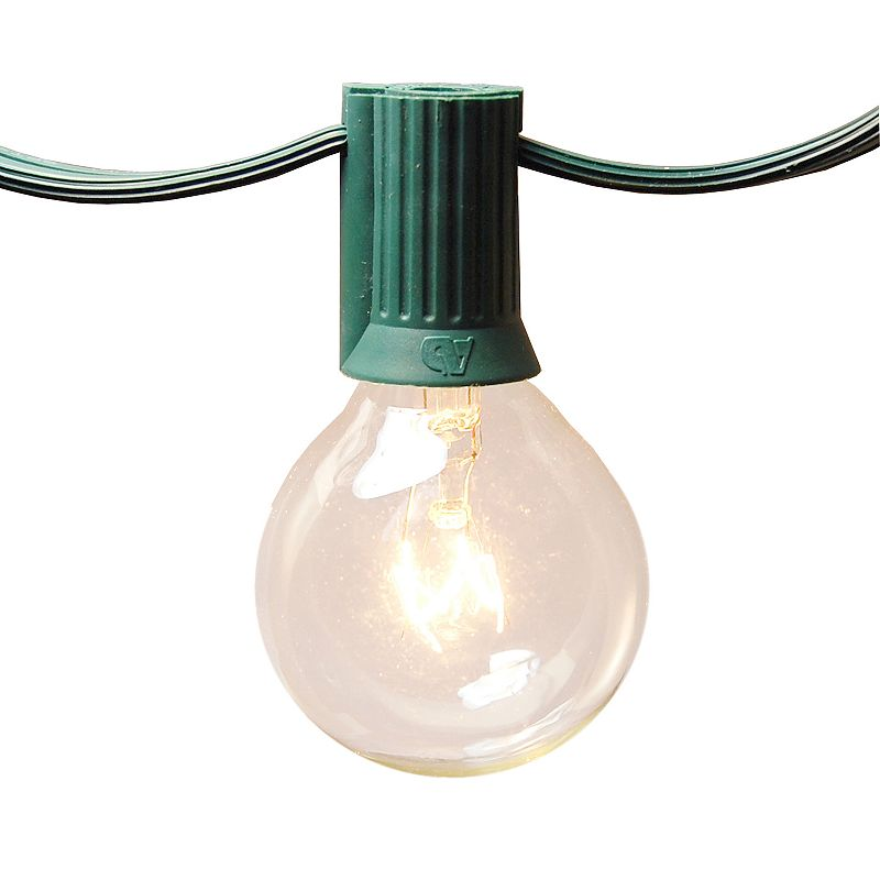 Kohl S Patio String Lights : LumaBase Globe String Light Set DealTrend