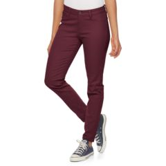 Juniors' CBLA Colored Jeggings