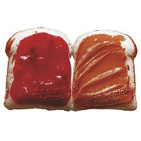Fashion Angels Peanut Butter & Jelly BFF Pillow Set