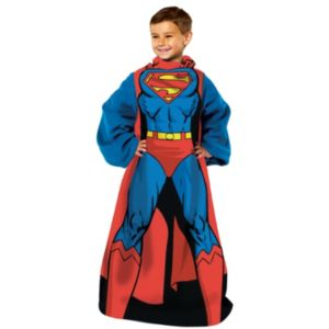 Being Superman Kid's Comfy Throw