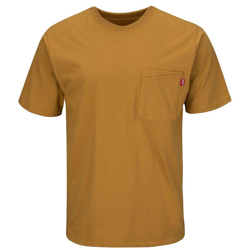 Men's Red Kap Solid Workwear Tee