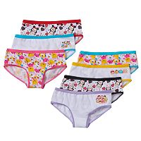 Disney's Tsum Tsum Girls 6-10 7-pk. Hipster Panties