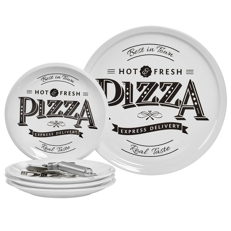 Gallery Best in Town 6-pc. Pizza Serving Set