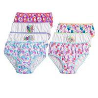 Girls DreamWorks Trolls Poppy 7-pk. Hipster Panties