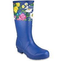 London Fog Telly Women's Waterproof Rain Boots