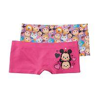 Disney's Tsum Tsum Girls 6-12 2-pk. Seamless Boyshorts