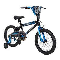 Boys Dynacraft 18-Inch Wheel Nitrous Bike with Training Wheels