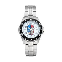 Marvel Captain America: Civil War Men's Stainless Steel Watch
