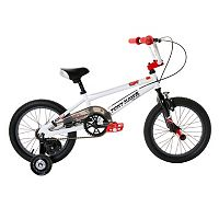 Boys Dynacraft Tony Hawk 16-Inch Wheel HWK 360 BMX Bike with Training Wheels