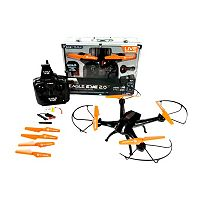 Eagle Eye 2.0 Live Streaming Video Quadcopter Drone