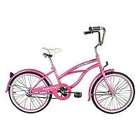 Girls Micargi 20-Inch Wheel Jetta Beach Cruiser