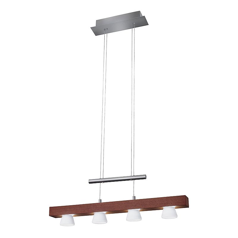 Adesso Burlington 4-LED Pendant Lamp
