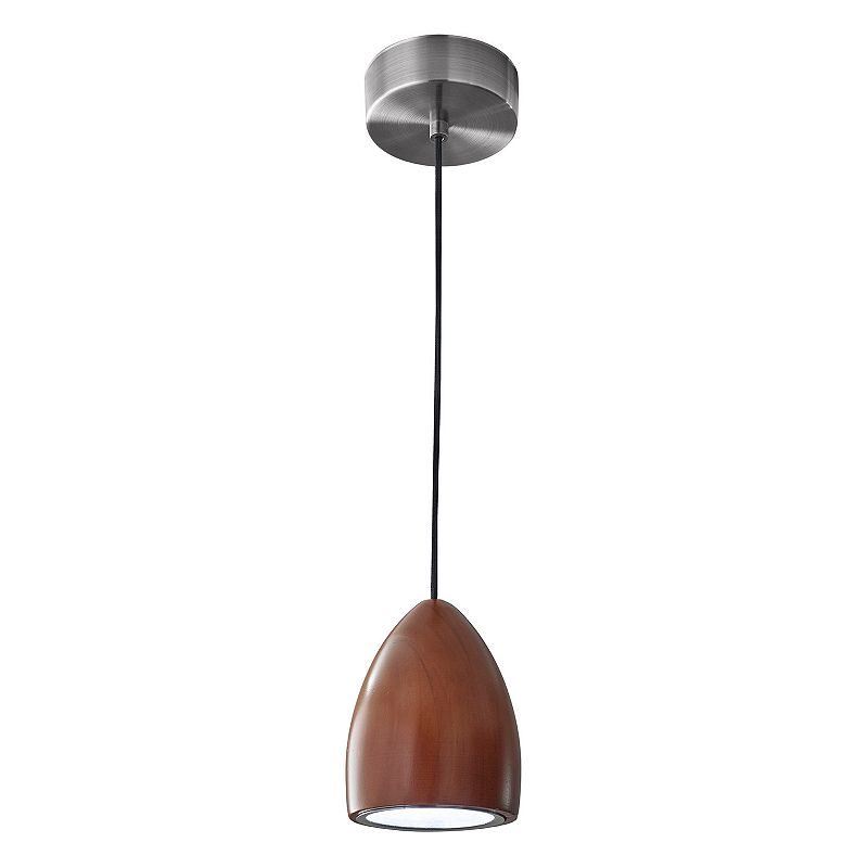 Adesso Cypress LED Oval Pendant Lamp