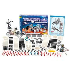 Thames & Kosmos Remote-Control Machines Space Explorers Engineering Kit by