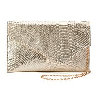 Gunne Sax by Jessica McClintock Olivia Embossed Clutch