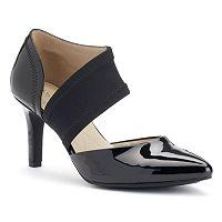 Andrew Geller Women's Asymmetrical High Heels
