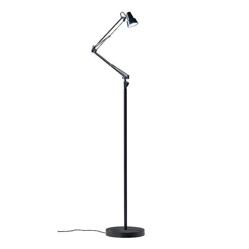 Adesso Quest LED Floor Lamp