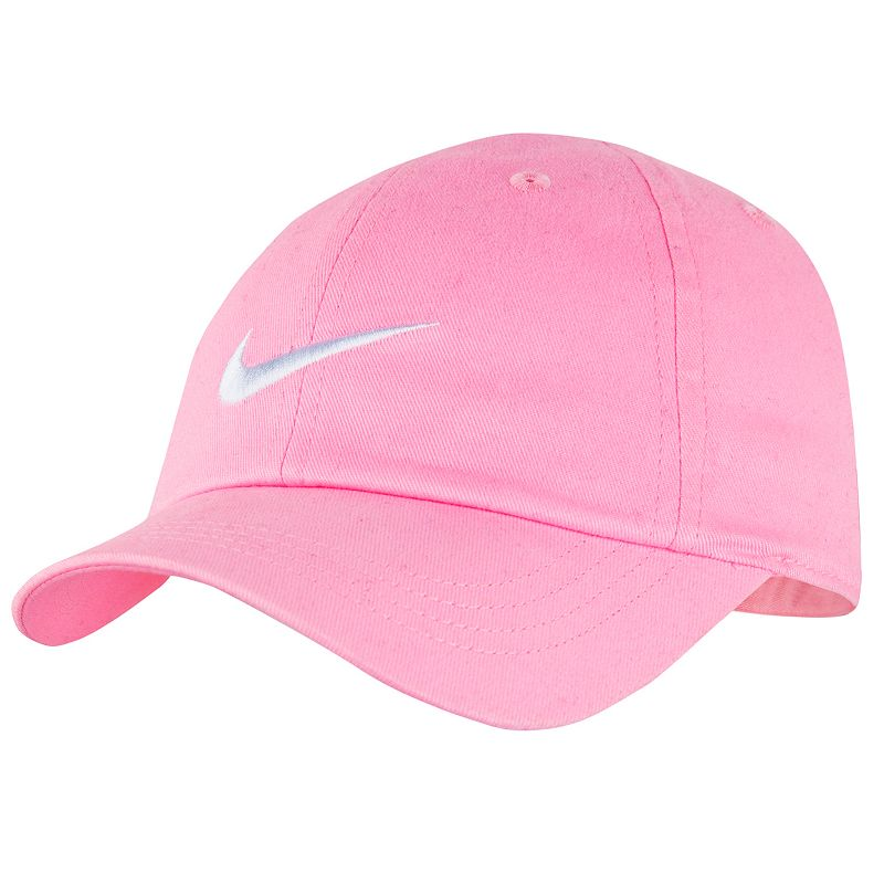 Baby Girl Nike Classic Swoosh Baseball Cap