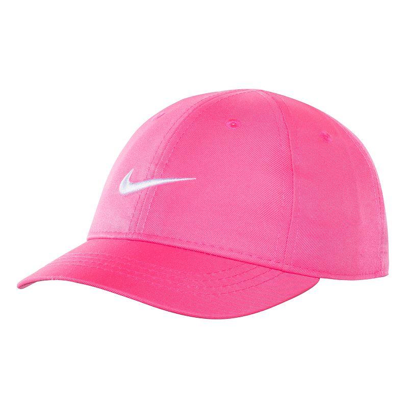 Toddler Girl Nike Classic Swoosh Baseball Cap