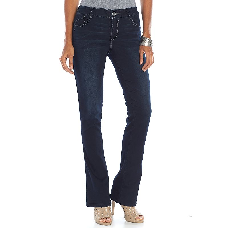 Women's Artisan Crafted by Democracy Slimming Bootcut Jeans
