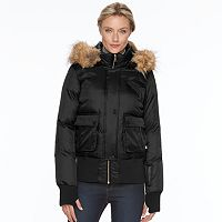 Women's Triple Star Quilted Bomber Jacket