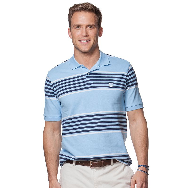 Men's Chaps Windley Classic-Fit Striped Polo